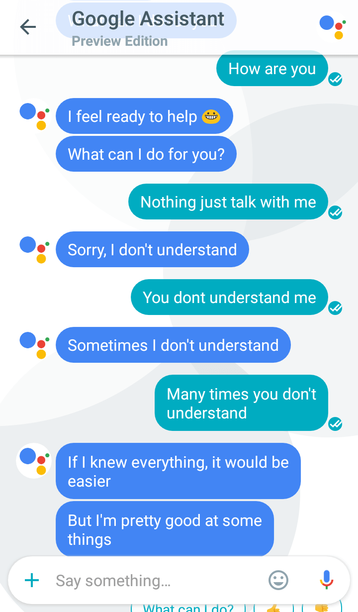 Image of: Meme You Dont Understand Me Living Life Tech Way Best Answers Of Allos Google Assistant Living Life Tech Way